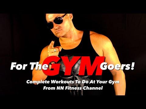 TOP LEG EXERCISES 3 Moves for greater leg gains from NN Fitness Channel #NNFitnessChannel
