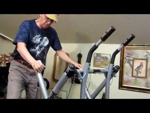 Why I prefer the Gazelle Glider over all other exercise equipment.