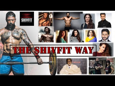 The Shivfit Way – Crossfit Workouts by Celebrity Fitness Trainers   Trailer