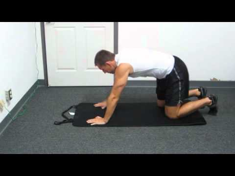 Professional Lower Back Rehab Exercises   Lower Back Pain Exercises by HASfit 081111