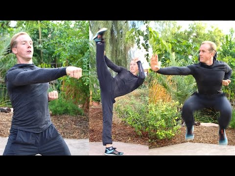 MARTIAL ARTS FITNESS – 2017 WORKOUT