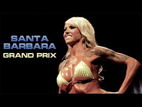 Santa Barbara Grand Prix Fitness Competition by Global Physique