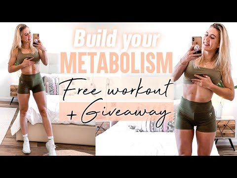 Increase your metabolism + build muscle! My new science-based guide!