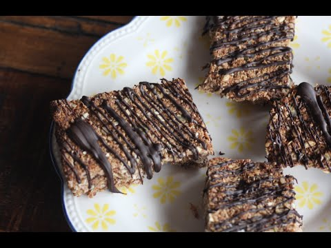 How to Make Healthy Protein Flapjack | UK Dietitian Nichola Whitehead