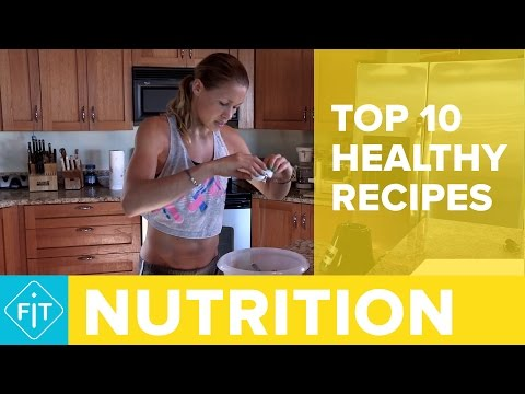 Top 10 Healthy Recipes