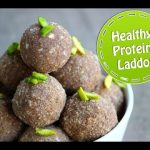 Protein Laddu – very healthy & tasty nutritious ladoo recipe