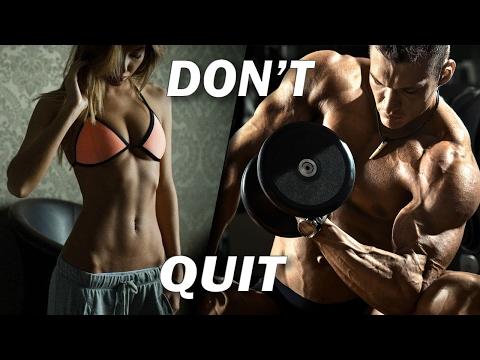 Workout motivation music 2019 [W/ HD VIDEOS] – DON'T QUIT 🏆