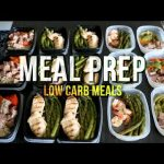 Meal Prep – Low Carb Meals For Me And My Girlfriend – New Recipes
