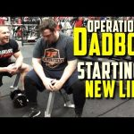 Operation Dad Bod | Ep 1 | Saving Seth | Chest Workout PLUS Diet and Training Plan
