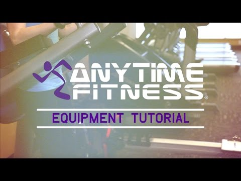 Leg Raise Equipment Tutorial – Anytime Fitness Campbell River