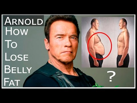 fastest way to lose belly fat by Arnold   Interview   TopNewsage