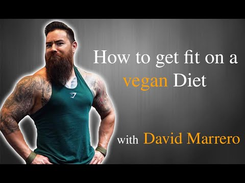 How to get fit | Fitness Tips with Vegan Fitness Expert David Marrero
