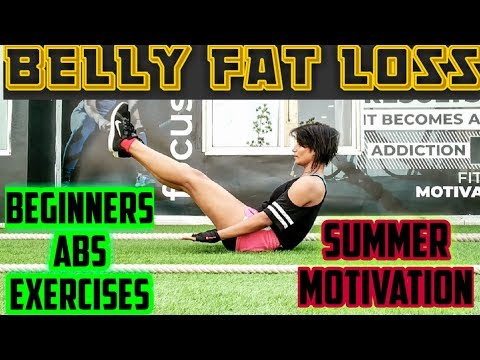 Toning Your Belly:  Simple Summer Exercises and Diet Tips