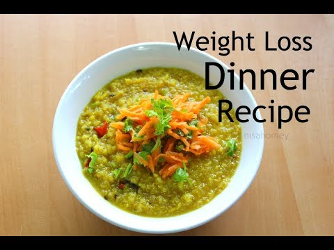 Healthy Quinoa Khichdi Recipe For Weight Loss – Skinny Recipes