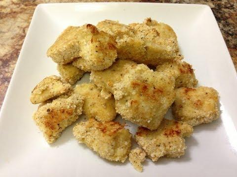 Healthy Chicken Nuggets – HASfit Healthy Chicken Recipes – Healthy Kids Recipe – Chicken Recipe