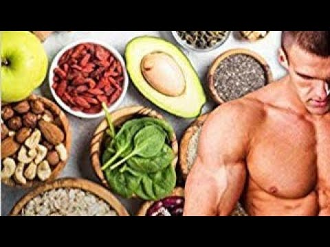 Best Vegan Plant Based 💪 Muscle Building Foods | High Protein Food Meals Recipes Workout Meal Plan