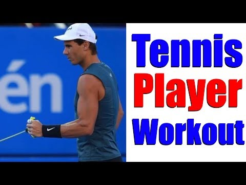 Tennis Workout – Top 5 Exercises For Tennis Players