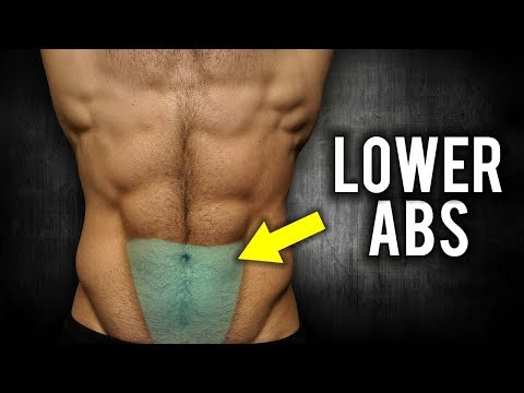 4min Home LOWER ABS Workout (GET YOUR LOWER ABS TO SHOW!!)