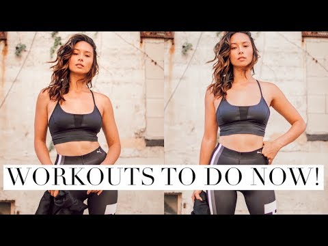 My Fitness Routine | Favorite Workouts Of The Week | Aja Dang