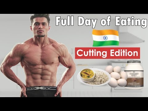 Full Day Of Eating India | Cutting Diet Body Transformation Yash Sharma