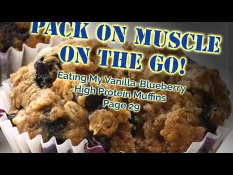Anabolic Cooking – Muscle Building Cookbook – Bodybuilding Meal Plan