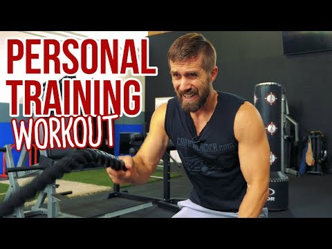 Personal Training Workouts – Beginner to Advanced Training