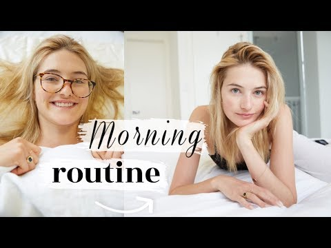 Honest Model Morning Routine | What I Eat, My Workout, & Self-Care | Sanne Vloet