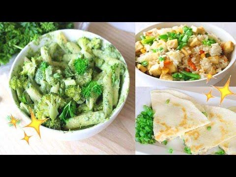 Easy & Healthy Dinner Ideas // Recipes 🌿