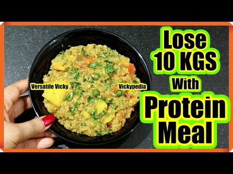 Quinoa Recipes For Weight Loss | Lose 5 Kgs in 10 Days | Indian Quinoa Homestyle Breakfast Recipe