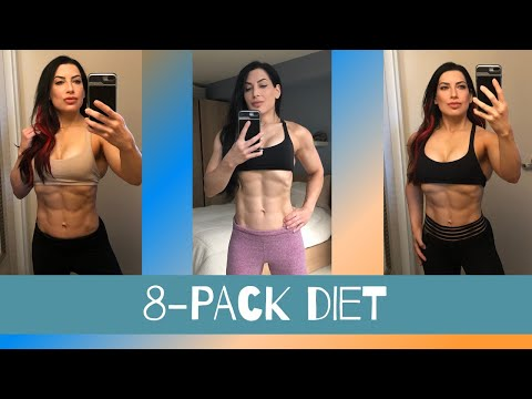 How I Fed My 8-Pack for 4 months: Intermittent Fasting, Recipes, Grocery Hauls, Diet Tips, etc