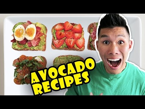 BUZZFEED FOOD'S AVOCADO RECIPES Taste Tested – Life After College: Ep. 507