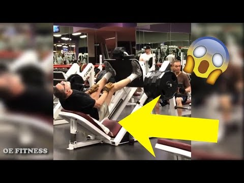 Weird Gym Photos 5