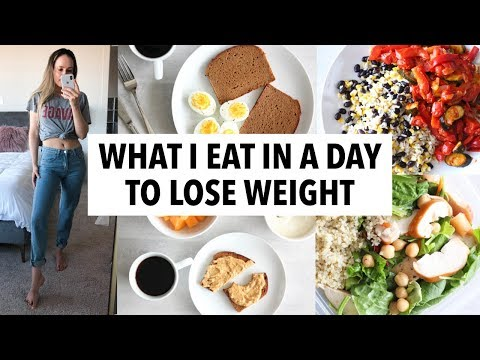 WHAT I EAT IN A DAY TO LOSE WEIGHT (Liezl Jayne point system) | Healthy recipe ideas!