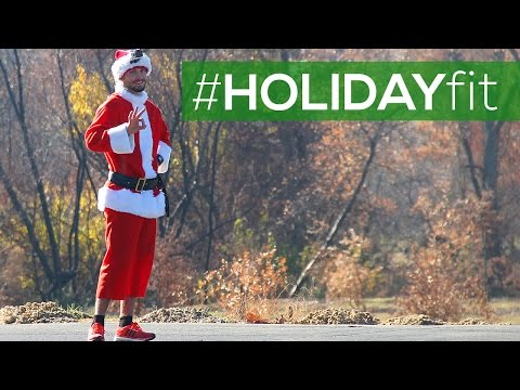 Top 10 Holiday Health & Fitness Tips // Get Fit & Stay Fit During The Holidays