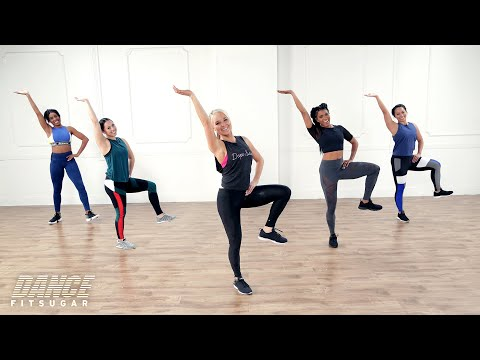 30-Minute Calorie-Torching Cardio Dance and HIIT Drills Workout