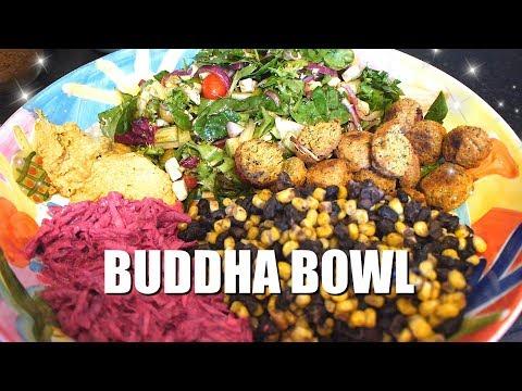 Build A Beautiful Buddha Bowl & Beetroot Coleslaw Recipe | VEGAN