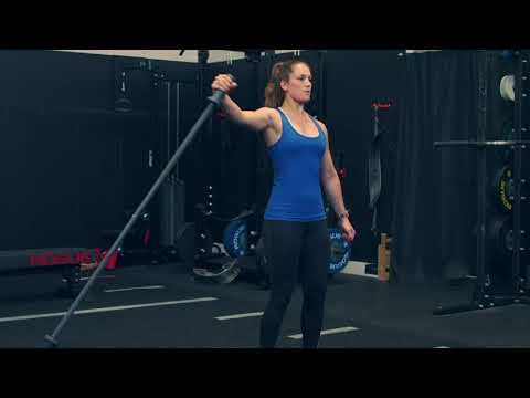 Onnit Tutorials | Barbell Landmine Raise Exercise