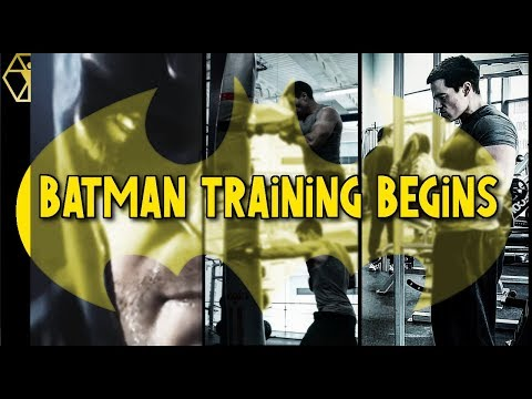 Batman Training Begins: From Beginner to Super Functional Training