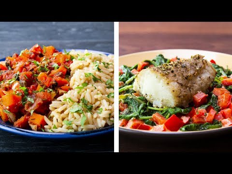 6 Healthy Dinner Ideas For Weight Loss