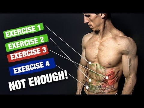The PERFECT Abs Workout (Sets and Reps Included)