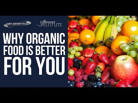 Why Organic Food Is Better For You | Nutrition Coaching