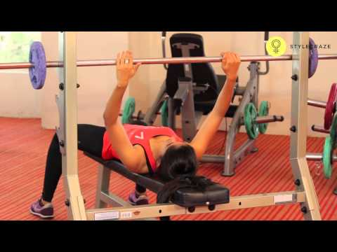 CHEST WORKOUT FOR WOMEN | Best Breast Exercises