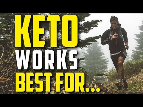 Keto Diet is Best for THIS Activity
