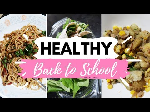 Healthy Meals for Students ♥ 3 RECIPES + Healthy & Affordable GROCERY Haul (Philippines)