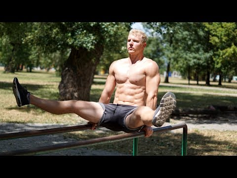 THE 6 BEST CALISTHENICS EXERCISES for Chest, Shoulders, Triceps and ABS