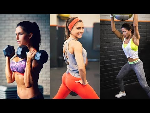 ALEXIA CLARK – Fitness Model: Fitness Workouts for Motivation @ USA