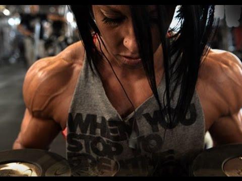 Female fitness motivation – STEPS