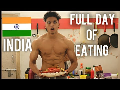 Full day of Eating – INDIA | INDIAN BODYBUILDING DIET | Yash Anand