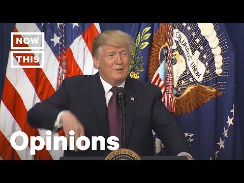 What The Mueller Report Reveals About Trump's Mental State | Opinions | NowThis