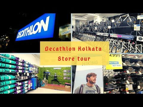 DECATHLON Salt Lake Kolkata Store Tour\ Affordable Sports & Fitness  Equipment Store India